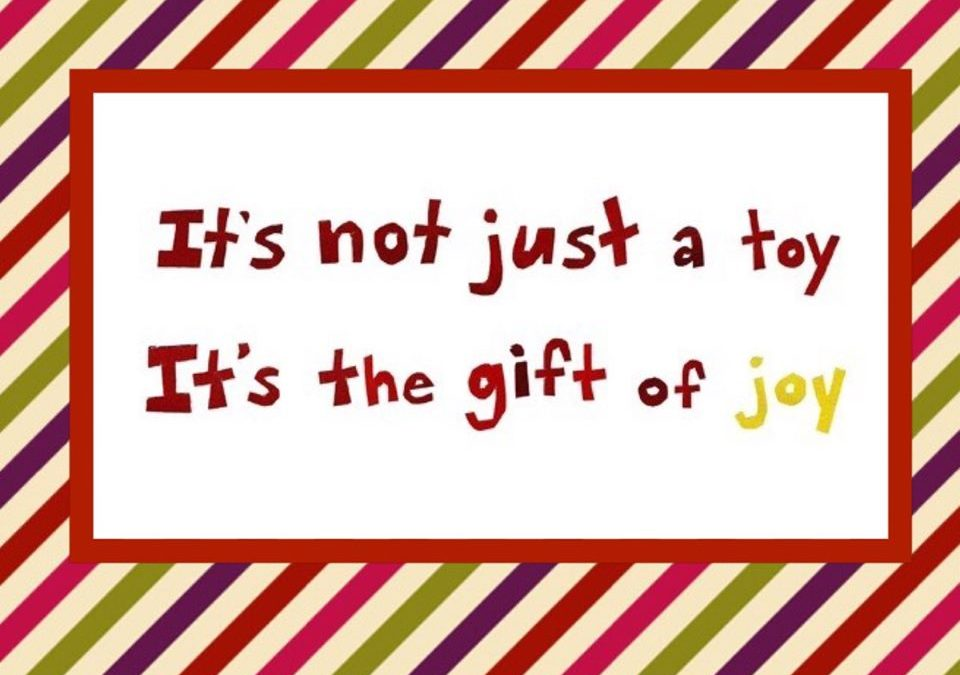 Chautauqua Opportunities Inc. donates toys to the Toys for Tots campaign