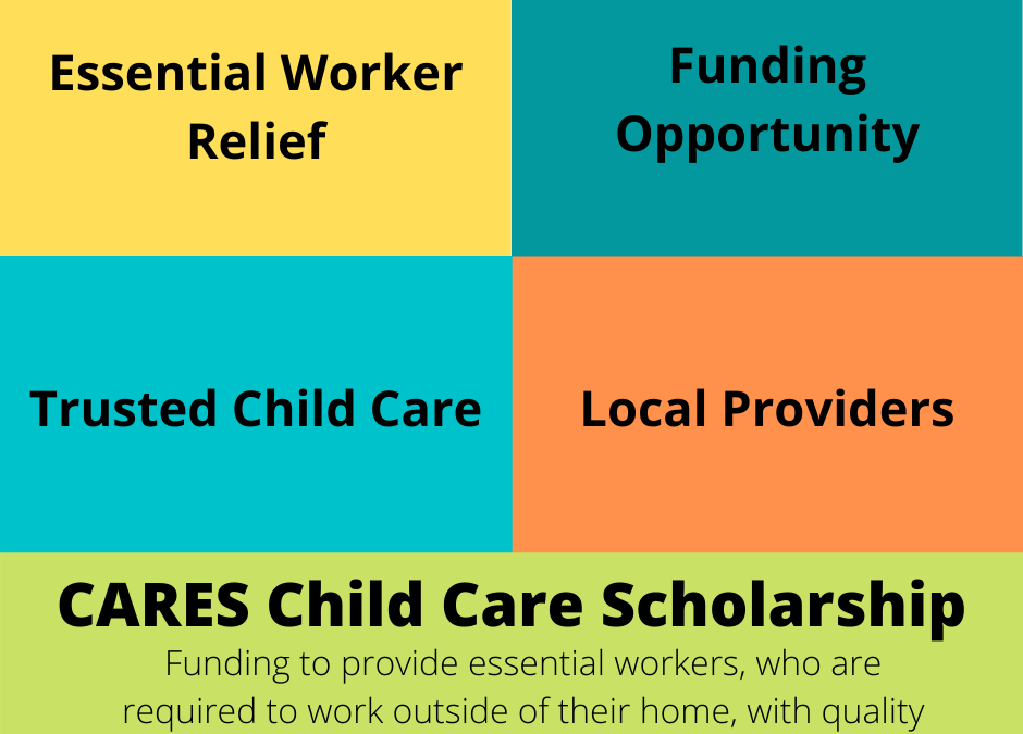 The Chautauqua Child Care Council connects Essential Workers with CARES Child Care Scholarships